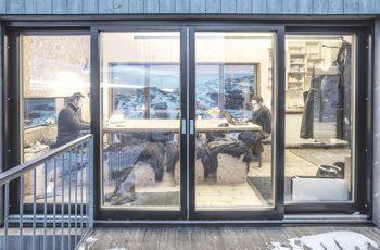 Cửa nhôm kính xingfa nhập khẩu Hải Phòng