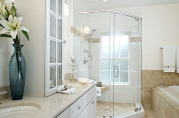 Phòng tắm kính Hải Phòng