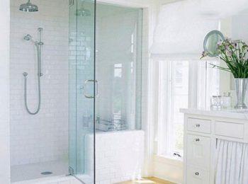 cabin phòng tắm bản lề thủy lực