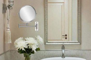 Các loại gương nhà tắm phổ biến nhất hiện nay