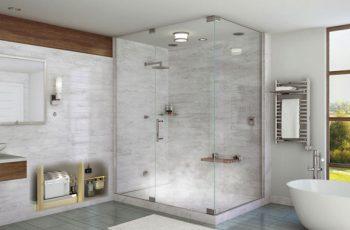 Những lưu ý khi lắp đặt vách kính trong nhà tắm