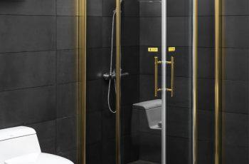 Vách tắm kính Fendi Hải Phòng