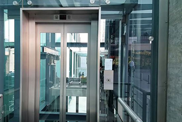 Địa chỉ lắp đặt kính thang máy Hải Phòng